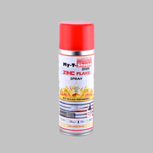 zinc flake spray